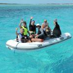 excursion plongé sous-marine caraibes