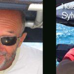 Alain beauchamp capitaine et hotesse Sylvie Lapointe du catamaran Baba au rhum